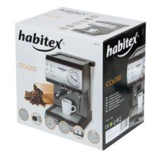 Cafetera exprés Habitex CC6200 - Ítem1