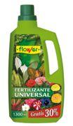 Fertilizante universal líquido Flower