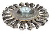 Cepillo circular Acero trenzado