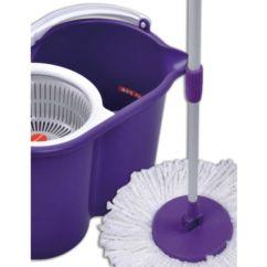 Conjunto de fregar con centrifugación