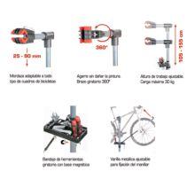 Soporte taller bicicletas - Ítem3
