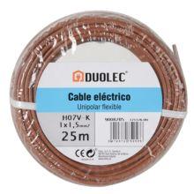 Cable eléctrico unipolar 25 mts - Ítem1