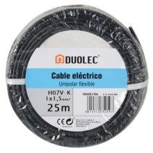 Cable eléctrico unipolar 25 mts - Ítem2