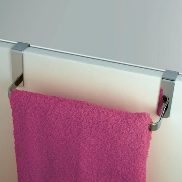 Colgador de toallas para puerta