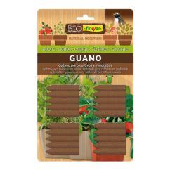 Bioflower Abono FLOWER Clavos guano