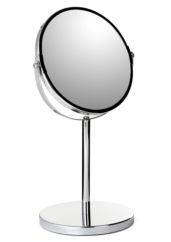 Espejo cromado de baño de sobremesa Tatay