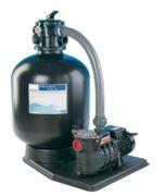 Sistema de filtración piscinas PQS
