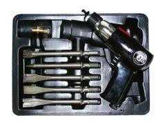 Kit martillo cincelador LARWIND tipo pistola LAR-1520K