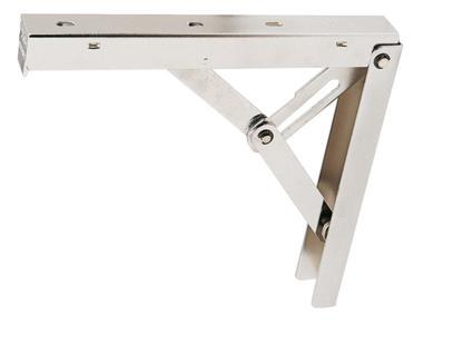 Escuadra mesa extensible carpinteria de aluminio bricolaje - Como hacer una mesa abatible ...