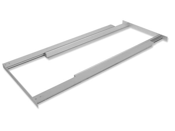 Guias para mesa extensible carpinteria de aluminio - Herrajes para mesas plegables ...