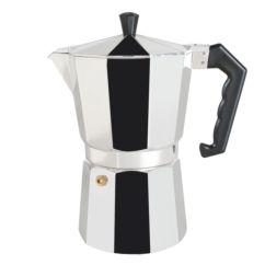 Cafetera de aluminio Classic Habitex