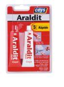 Adhesivo Araldit rápido