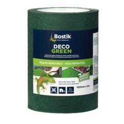 Cinta adhesiva Deco green