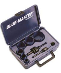 Juego 6 sierras coronas BLUE MASTER