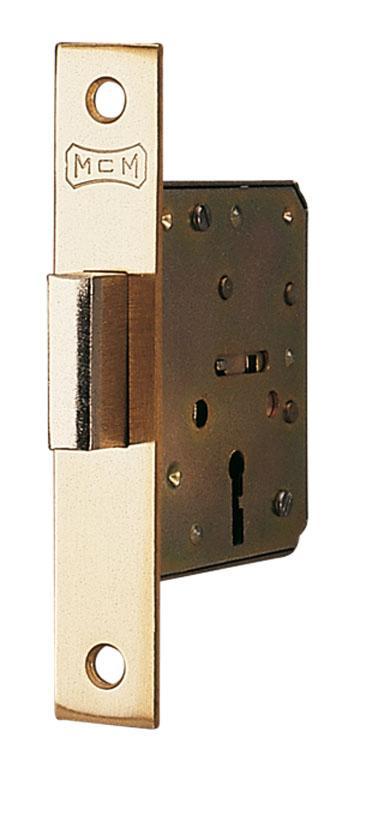 Cerradura embutir madera. Mod. 1513