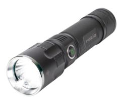 Linterna Led Cree+COB 300 Lm Ratio
