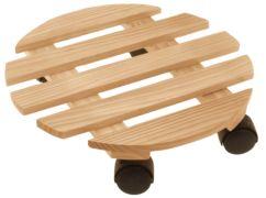 Soporte madera macetas Ø 30 cm