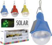 Lámpara solar colgante (4 un.)