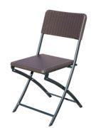 Conjunto 2 sillas plegables