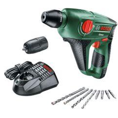 Atornillador-martillo UNEO 3en1 Bosch