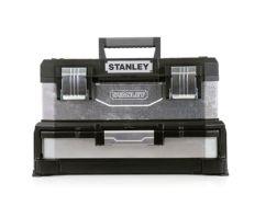 Caja de herramientas STANLEY con cajón 54,5x28x33,5 cm