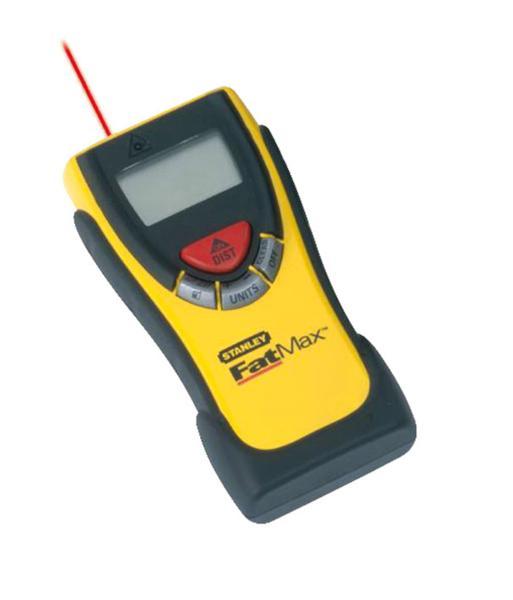 Medidor de distancia l ser stanley tlm130 for Medidor de distancia laser