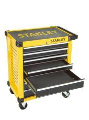 Carro taller STANLEY con 6 módulos de herramientas