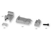 Tram soporte para barra oval