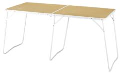 Mesa plegable 160x60 cm