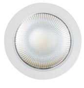 Downlight LED empotrable grande Duolec Lisboa