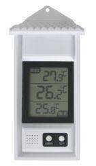 Termómetro exterior digital