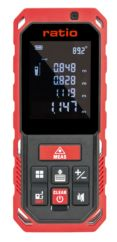 Medidor láser profesional Recargable Ratio RLM 315