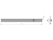 Barra de colgar PIX con luz integrada - Ítem2