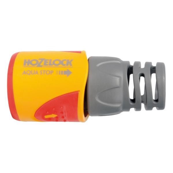Conector rápido manguera Stop Hozelock