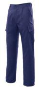Pantalón de trabajo Vértice azul