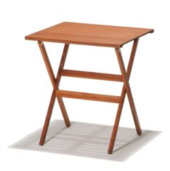 Conjunto mesa balconera plegable y 2 sillones con brazos Nature