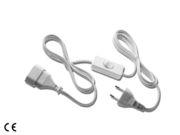 Cable con interruptor de mano