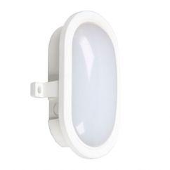 Aplique exterior LED ovalado Tristar