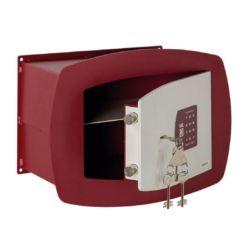 Caja fuerte FAC Red Box 2 con luz interior