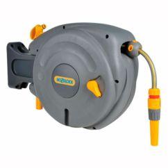 Enrollador automático de manguera AutoReel Hozelock