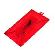 Llana rectangular de plástico Rubi