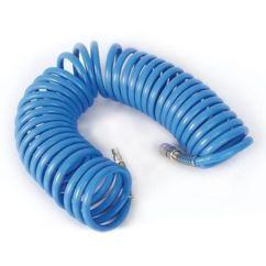 Manguera aire comprimido tubo espiral poliuretano Ratio