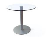 Pata para mesas TALIA-80 cristal