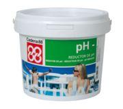 Minorador PH- agua 8 kg.