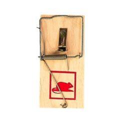 Ratonera tablilla de madera