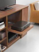 Guia Shelf para estantes extraíbles