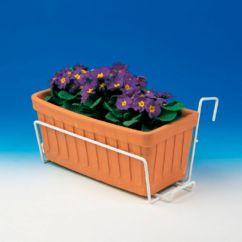 Soporte jardineras Lista