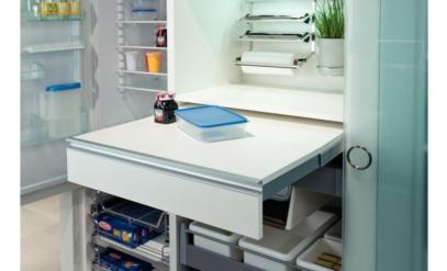 Herraje para mesa extraible Mesa extraible cocina