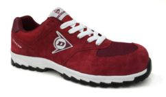Zapato Flying Arrow Dunlop Rojo