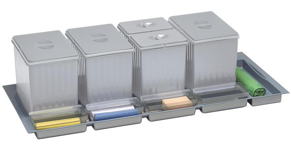 Contenedores para cajón módulo 1200mm